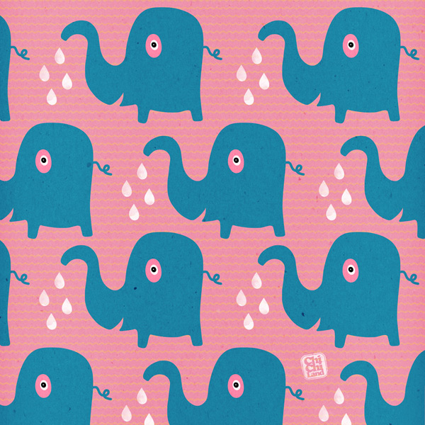 Elephant: Everyday #415