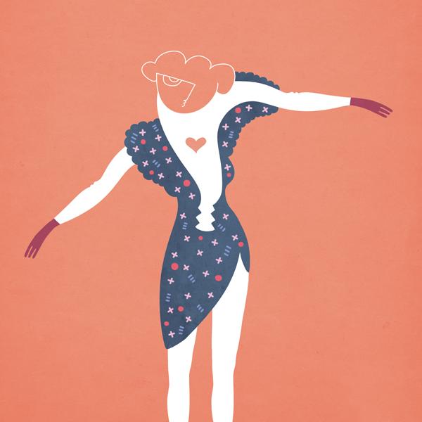 Stretchy Dress: Everyday #293