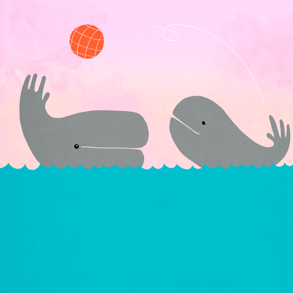 The Secret Life of Whales: ChiChiLand Everyday Project #121
