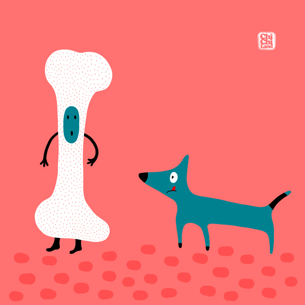 Bone: ChiChiLand Everyday Project #162