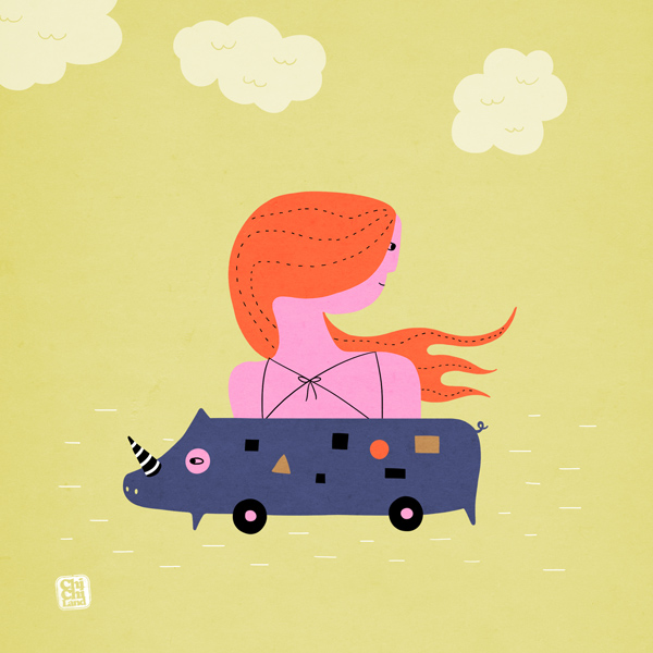 Precious Cargo: ChiChiLand Everyday Project #173