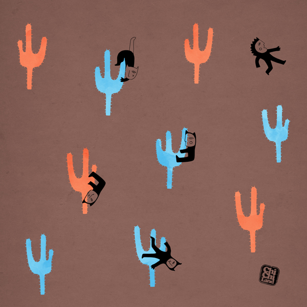 Windy Cactus: ChiChiLand Everyday Project #207