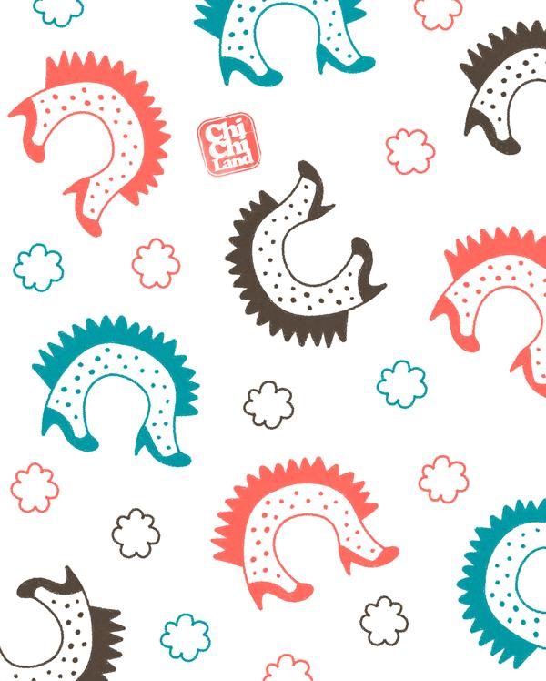 Mustang-Socks by ChiChiLand