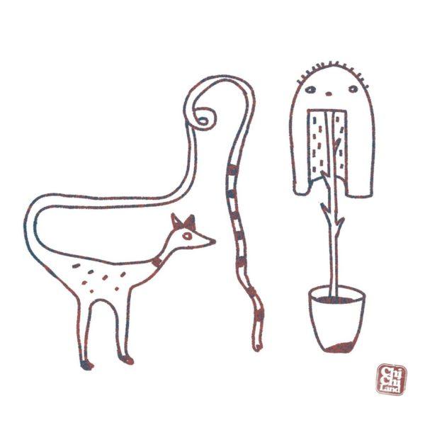 Sketchbook: PlantLady by ChiChiLand