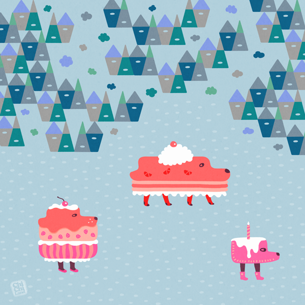Cake Mobil: Weekly Bits #15 by ChiChiLand