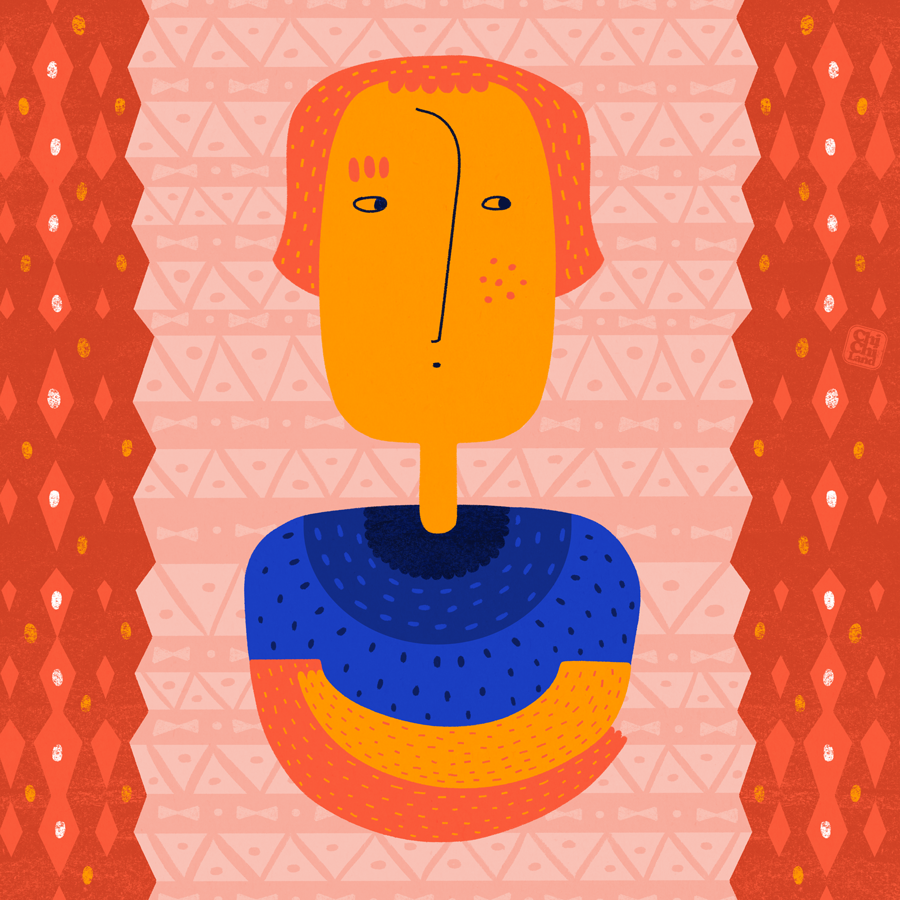 """Weekly Bits #29: """"Blue Sweater"""" by ChiChiLand"""