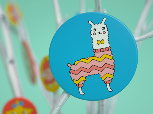 Crafty Creatures by ChiChiLand for Global Backyard