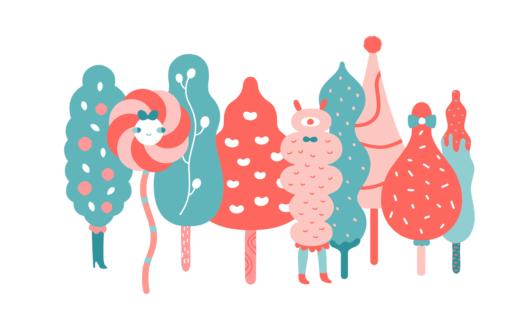 Candy Folks by ChiChiLand