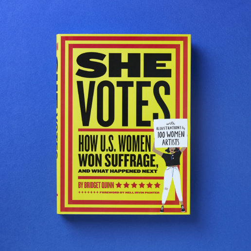 She Votes Book Cover